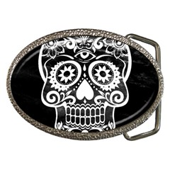 Skull Belt Buckles by ImpressiveMoments