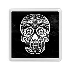 Skull Memory Card Reader (square)  by ImpressiveMoments