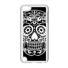 Skull Apple Ipod Touch 5 Case (white) by ImpressiveMoments