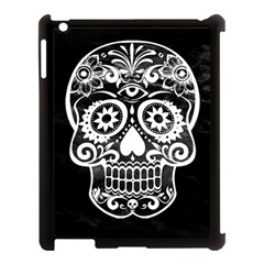 Skull Apple Ipad 3/4 Case (black) by ImpressiveMoments
