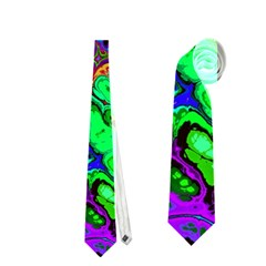 Powerfractal 4 Neckties (two Side)  by ImpressiveMoments