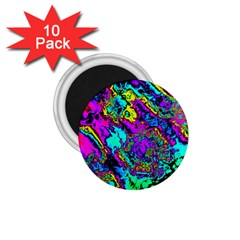 Powerfractal 2 1 75  Magnets (10 Pack)  by ImpressiveMoments