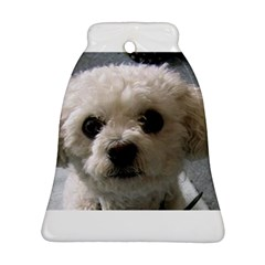 Bolognese Ornament (Bell)  by TailWags