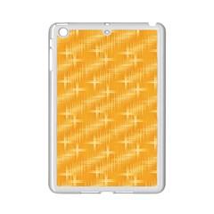 Many Stars, Golden iPad Mini 2 Enamel Coated Cases by ImpressiveMoments