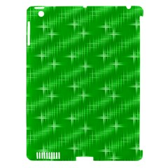 Many Stars, Neon Green Apple Ipad 3/4 Hardshell Case (compatible With Smart Cover) by ImpressiveMoments