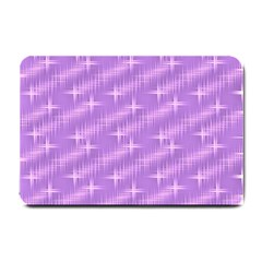 Many Stars, Lilac Small Doormat  by ImpressiveMoments