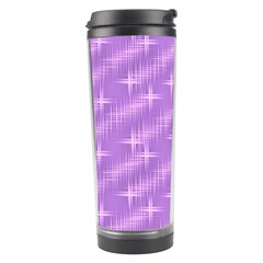 Many Stars, Lilac Travel Tumblers by ImpressiveMoments