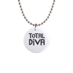 Total Diva  Button Necklaces by OCDesignss
