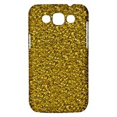 Sparkling Glitter Golden Samsung Galaxy Win I8550 Hardshell Case  by ImpressiveMoments