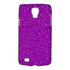 Sparkling Glitter Hot Pink Galaxy S4 Active by ImpressiveMoments
