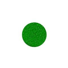 Sparkling Glitter Neon Green 1  Mini Buttons by ImpressiveMoments