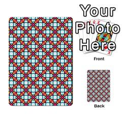 Cute Pretty Elegant Pattern Multi Purpose Cards (rectangle)  by creativemom