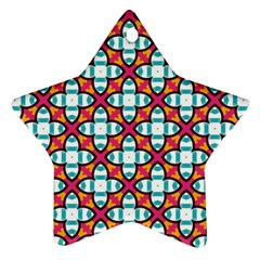 Pattern 1284 Ornament (star)  by creativemom