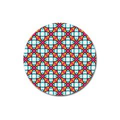 Pattern 1284 Magnet 3  (round) by creativemom