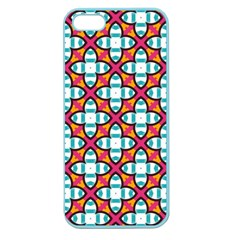 Pattern 1284 Apple Seamless Iphone 5 Case (color) by creativemom