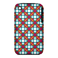 Pattern 1284 Apple Iphone 3g/3gs Hardshell Case (pc+silicone) by creativemom