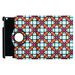 Pattern 1284 Apple Ipad 3/4 Flip 360 Case by creativemom