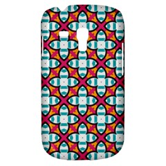 Pattern 1284 Samsung Galaxy S3 Mini I8190 Hardshell Case by creativemom