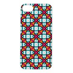 Pattern 1284 Apple Iphone 5s Hardshell Case by creativemom