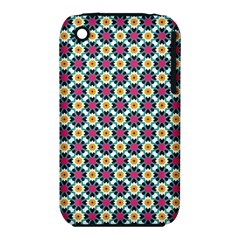 Pattern 1282 Apple Iphone 3g/3gs Hardshell Case (pc+silicone) by creativemom