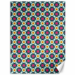 Cute Abstract Pattern Background Canvas 36  X 48   by creativemom