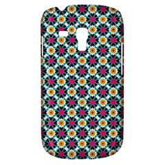 Cute Abstract Pattern Background Samsung Galaxy S3 Mini I8190 Hardshell Case by creativemom