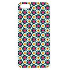 Cute Abstract Pattern Background Apple Iphone 5 Hardshell Case With Stand by creativemom