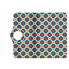 Cute Abstract Pattern Background Kindle Fire Hdx 8 9  Flip 360 Case by creativemom
