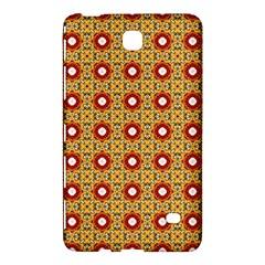 Cute Pretty Elegant Pattern Samsung Galaxy Tab 4 (8 ) Hardshell Case  by creativemom