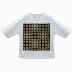 Cute Pretty Elegant Pattern Infant/toddler T Shirts by creativemom