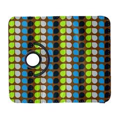 Colorful Leaf Pattern Samsung Galaxy S  Iii Flip 360 Case by creativemom