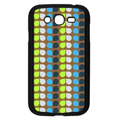 Colorful Leaf Pattern Samsung Galaxy Grand Duos I9082 Case (black) by creativemom