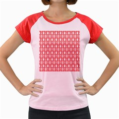 Pattern 509 Women s Cap Sleeve T-Shirt by creativemom