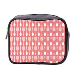 Pattern 509 Mini Toiletries Bag 2 Side by creativemom