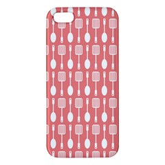 Pattern 509 Apple Iphone 5 Premium Hardshell Case by creativemom