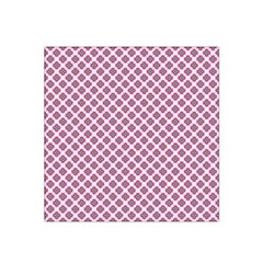 Cute Pretty Elegant Pattern Satin Bandana Scarf