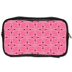 Cute Pretty Elegant Pattern Toiletries Bags 2-Side by creativemom