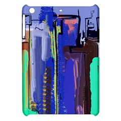 Abstract City Design Apple Ipad Mini Hardshell Case by theunrulyartist