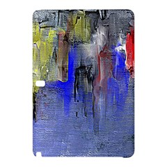 Hazy City Abstract Design Samsung Galaxy Tab Pro 12.2 Hardshell Case
