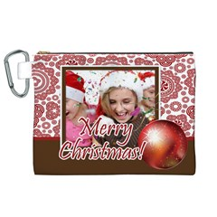 Xmas By M Jan   Canvas Cosmetic Bag (xl)   5ibwb1osj3k4   Www Artscow Com Front