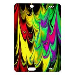 Fractal Marbled 14 Kindle Fire HD (2013) Hardshell Case by ImpressiveMoments