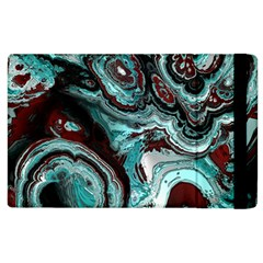 Fractal Marbled 05 Apple iPad 2 Flip Case by ImpressiveMoments