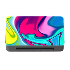 Fluid Art 22 Memory Card Reader with CF