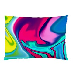 Fluid Art 22 Pillow Cases (Two Sides)