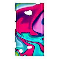 Fluid Art 22 Nokia Lumia 720 by ImpressiveMoments