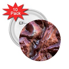 Wet Metal Structure 2.25  Buttons (10 pack)  by ImpressiveMoments