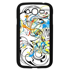 Abstract Fun Design Samsung Galaxy Grand DUOS I9082 Case (Black) by theunrulyartist