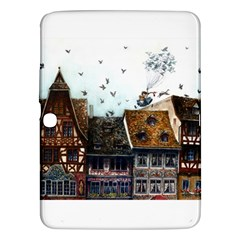Rooftop Samsung Galaxy Tab 3 (10.1 ) P5200 Hardshell Case  by SHERRAE