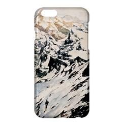 Snowmountain Apple iPhone 6 Plus Hardshell Case by SHERRAE