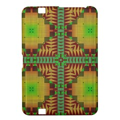 Tribal Shapes Pattern Kindle Fire Hd 8 9  Hardshell Case by LalyLauraFLM